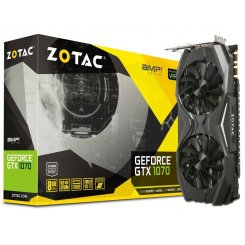 Zotac GeForce GTX 1070 AMP! Edition 8192MB (ZT-P10700C-10P)