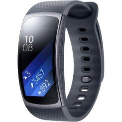Samsung Gear Fit2 Dark Grey