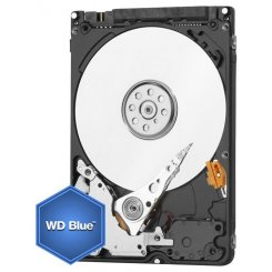 Western Digital Blue Mobile 2TB 8MB 2.5