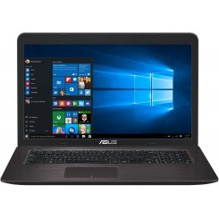 Asus X756UQ-TY001D Dark Brown