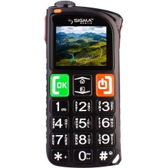 Sigma mobile Comfort 50 Light Dual Sim Black