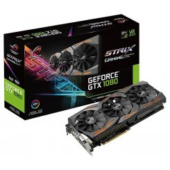 Asus ROG GeForce GTX 1080 STRIX Advanced 8192MB (STRIX-GTX1080-A8G-GAMING)