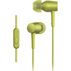 Sony MDR-EX750AP Lime Yellow