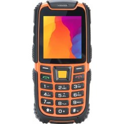 Nomi i242 X-treme Black/Orange