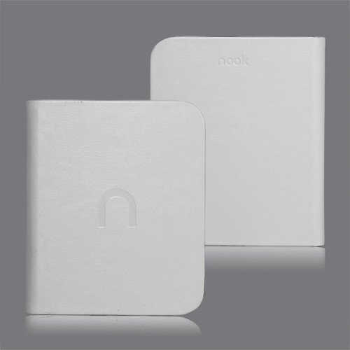 Обложка Premium Book для Nook Simple Touch White