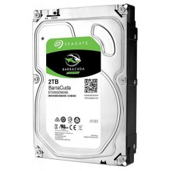 Seagate BarraCuda 2TB 64MB 7200RPM 3.5'' (ST2000DM006)