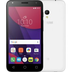 Alcatel One Touch 5010D Dual Sim Pure White