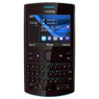 Nokia Asha 205 Cyan Dark Rose
