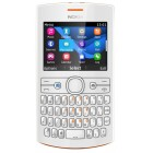 Nokia Asha 205 Orange White