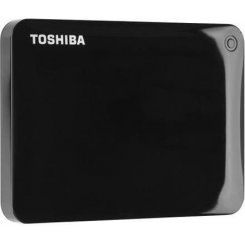 Toshiba Canvio Connect II 2TB (HDTC820EK3CA) Black