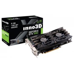 Inno3D GeForce GTX 1060 HerculeZ Twin X2 6144MB (N106F-2SDN-N5GS)