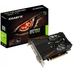 Gigabyte GeForce GTX 1050 D5 2048MB (GV-N1050D5-2GD)
