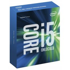 Intel Core i5-7600K 3.8(4.8)GHz 6MB s1151 Box (BX80677I57600K)