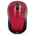 Logitech Wireless Mouse M325 Red