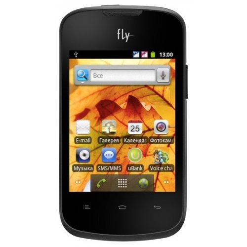 Смартфон Fly IQ230 Compact Black