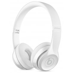 Beats Solo3 Wireless (MNEP2ZM/A) Gloss White