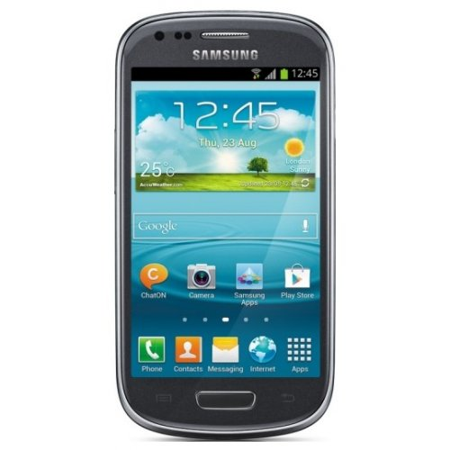Смартфон Samsung Galaxy S III mini I8190 Titan Grey