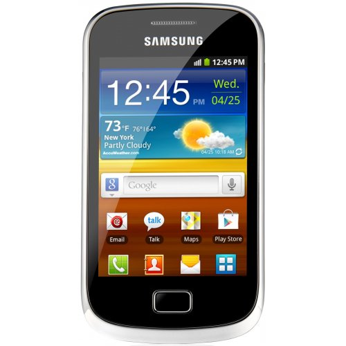 Смартфон Samsung Galaxy Mini 2 S6500 Yellow