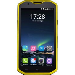 Sigma mobile Х-treme PQ31 Black-Yellow