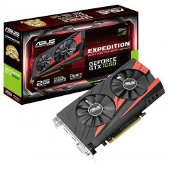 Asus GeForce GTX 1050 Expedition 2048MB (EX-GTX1050-2G)