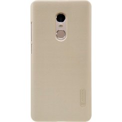 Чехол Nillkin Frosted Shield для Xiaomi Redmi Note 4 Gold