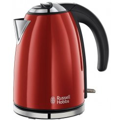 Russell Hobbs 18941-70 Colours Flame Red