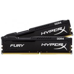 Kingston DDR4 32GB (2x16GB) 2133Mhz HyperX FURY Black (HX421C14FBK2/32)