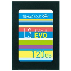 Team L3 EVO 120GB 2.5'' (T253LE120GTC101)