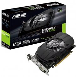 Asus GeForce GTX 1050 Phoenix 2048MB (PH-GTX1050-2G)