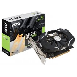 MSI GeForce GTX 1060 OC 3072MB (GTX 1060 3G OC)