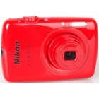 Nikon Coolpix S01 Red