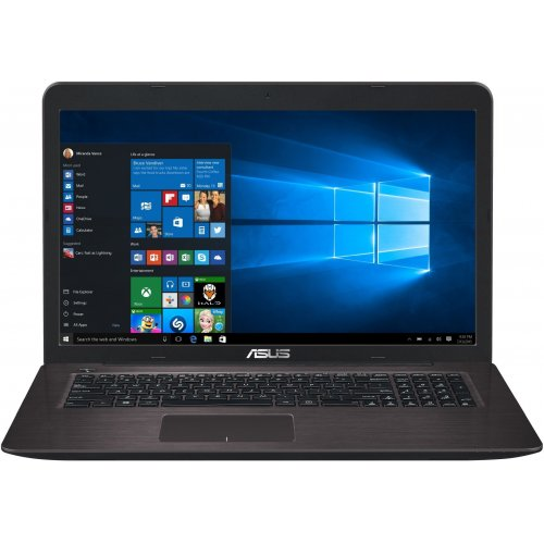Ноутбук Asus X756UQ-T4130D Dark Brown