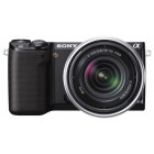 Sony NEX-5RK 18-55 Kit Black