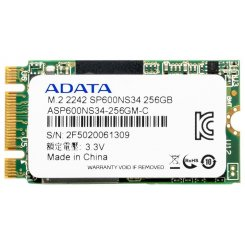 ADATA Premier SP600 MLC 256GB M.2 (2242) (ASP600NS34-256GM-C)