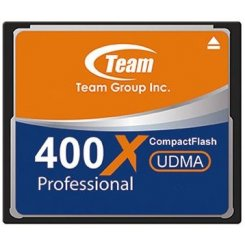 Team Compact Flash 64GB (400X) (TCF64G40001)