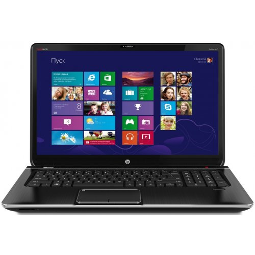 Ноутбук HP ENVY dv7-7252sr (C9C51EA) Midnight Black