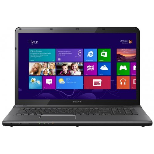 Ноутбук Sony VAIO E1712T1RB Black