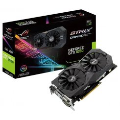 Asus ROG GeForce GTX 1050 STRIX OC 2048MB (STRIX-GTX1050-O2G-GAMING)