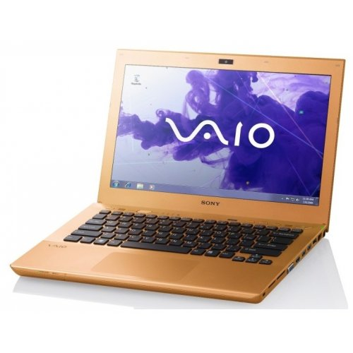 Ноутбук Sony VAIO S13A1Z9RN Gold