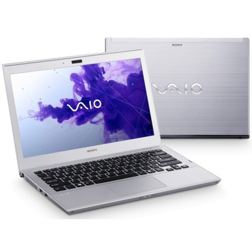 Ноутбук Sony VAIO T1311M1RS Silver