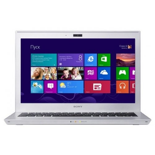 Ноутбук Sony VAIO T1312Z1RS Silver