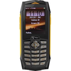 Sigma mobile X-treme PQ68 Black-Yellow