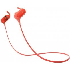 Sony MDR-XB50BS/R Red
