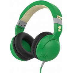 Skullcandy HESH 2 OVER-EAR W/MIC 1 Famed/Green/Cream