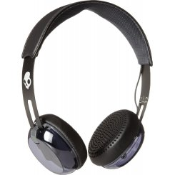 Skullcandy GRIND ON-EAR W/TAP TECH Black/Gray