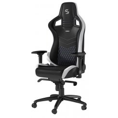 Noblechairs EPIC Series (SK GAMING Edition) Black/White/Blue