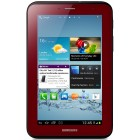 Samsung P3100 Galaxy Tab 2 7.0 3G Garnet Red