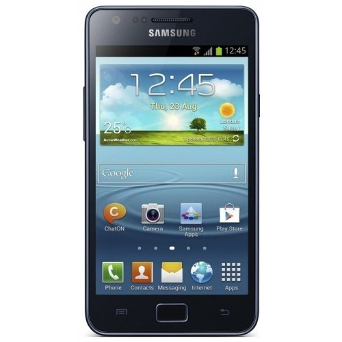 Смартфон Samsung Galaxy S II Plus I9105 Blue Grey