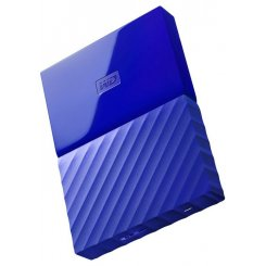 Western Digital My Passport 3TB (WDBYFT0030BBL-WESN) Blue
