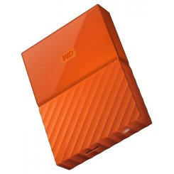 Western Digital My Passport 3TB (WDBYFT0030BOR-WESN) Orange